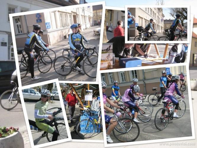 12h kolesarjenje 2012